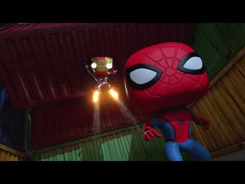 Marvel x Funko Animated Short: Magnet Mayhem