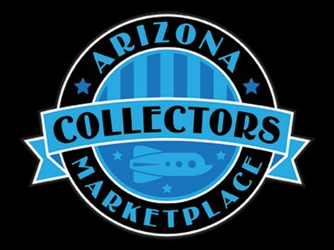 Visiting AZ Collector's Marketplace in Phoenix Arizona with Gamester81