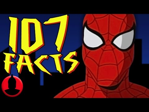 107 Facts About Spider-Man: The Animated Series - (ToonedUp #83) @CartoonHangover