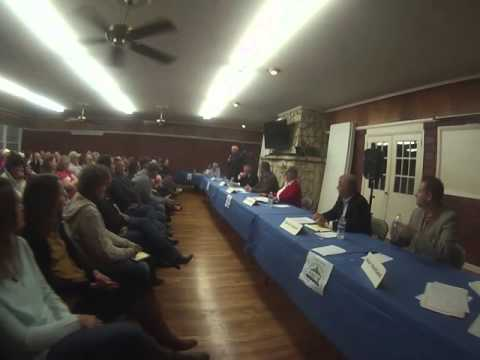 LeClaire Iowa Candidate Forum Oct 28 2015   Part 03