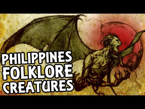 Top 5 Philippines Folklore Creatures