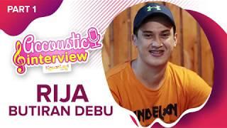 Lama 'Menghilang', Rija Bekerja Sebagai Waiter (Acoustic Interview Part 1)