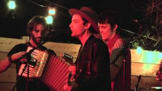 "Trapper Schoepp & The Shades ""One Headlight"" w/ Jakob Dylan, Charlie Sexton, Rami Jaffee"