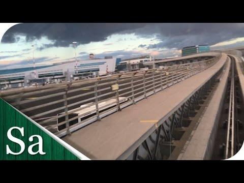 People mover - Rome Leonardo da Vinci–Fiumicino Airport - Rome, Italy