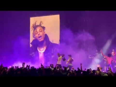 NBA YoungBoy Bandit ft Juice Wrld Concert Performance Los Angeles 3/7/2020 TOUR RIP LIL Phat LA LIVE