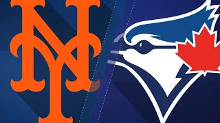 5-run 5th lifts Mets past Blue Jays, 6-3: 7/4/18
