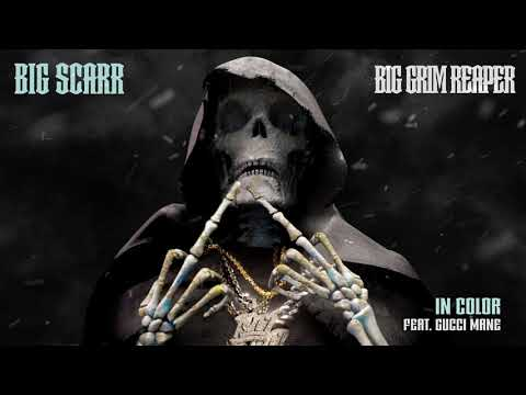 Big Scarr – In Color