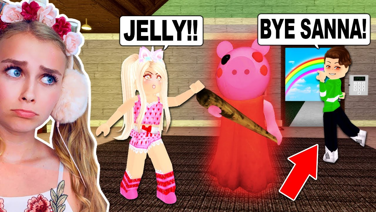 Youtube Jelly Roblox Piggy I Cant Believe My Boyfriend Would Do This To Me In Piggy Roblox Youtube