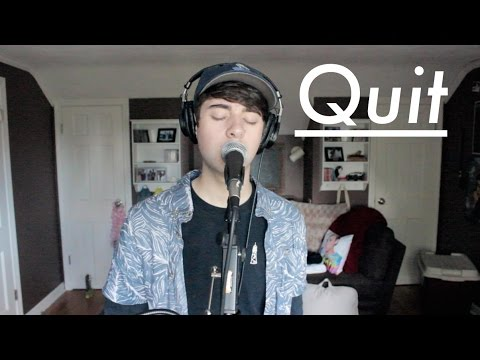 Quit ft. Ariana Grande - Cashmere Cat (Cover)