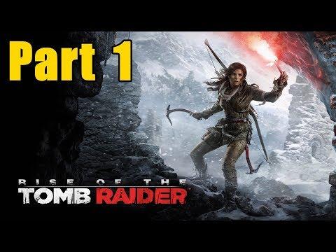 Rise of the Tomb Raider - นม ล่าสมบัติ #1