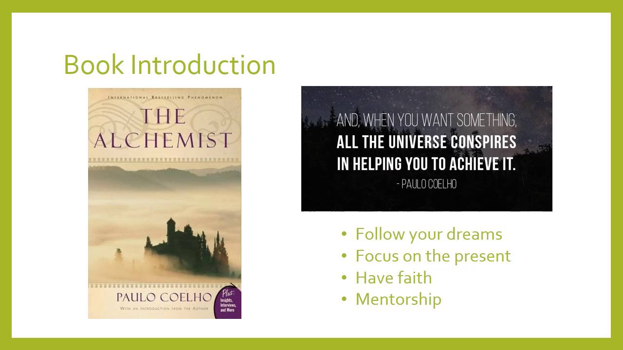the alchemist paulo coelho critical essay Teachers who are planning on covering paulo coelho's classic novel, the alchemist most important literary elements of the alchemist enhances critical.