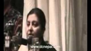 madan bhandari lai ke bhayko ho ta /by_balubudhathoki sari 4 pyuthan