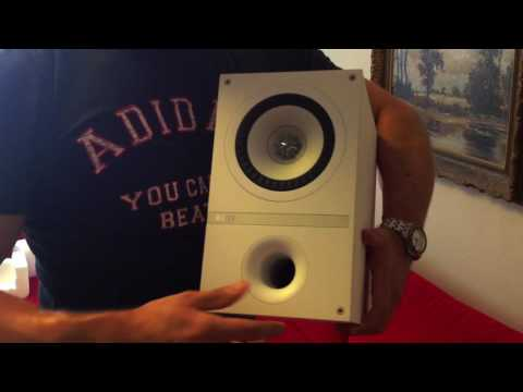 KEF Q100 Unboxing |SK101| by Sherry Kurisinkal