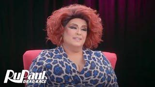 The Pit Stop S11 Episode 2: Manila Luzon & Delta Work Spill the Tea | RuPaul's Drag Race
