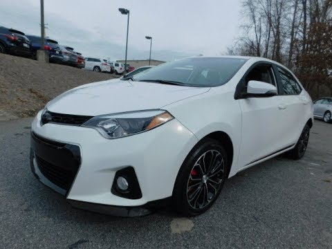 Toyota Corolla Xsp >> Brand New 2018 Toyota Corolla S Plus Cvt Xsp Pasckage 1266 New Generations Will Be Made In 2018