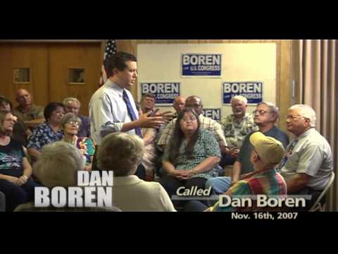 Boren for Congress 2010, Mountain View Meat Company, Stilwell, OK