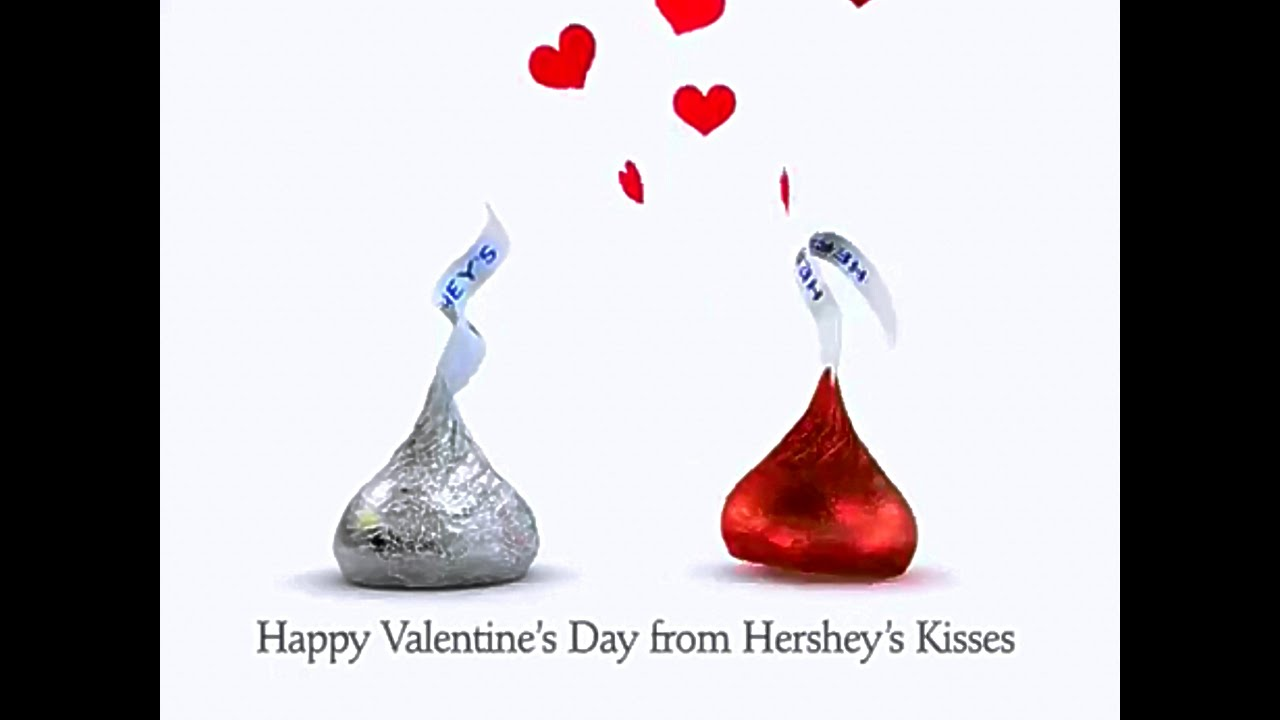 Hersheyu0027s Kisses Happy Valentineu0027s Day TV Commercial HD