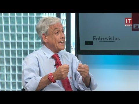 """Sebastián Piñera: """"La izquierda piensa que son los únicos que tienen legitimidad para gobernar"""""""