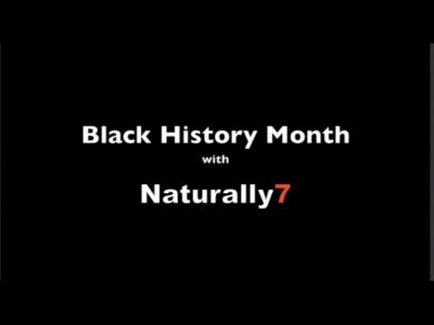 Naturally 7  - Black American History - Wilma Rudolph