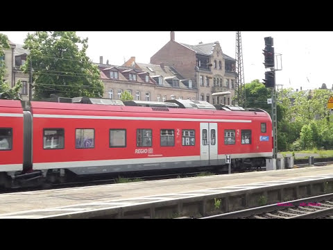 All Kinds of Trains in Germany - Deutsche Bahn 2016