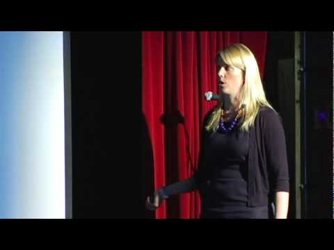 Ellen Gustafson: Obesity + hunger = 1 global food issue