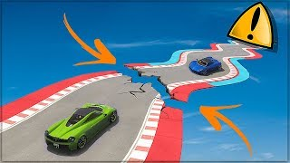 EXTREME RACE IN GTA 5 !! ( GTA 5 Funny Moments )