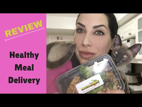 REVIEW: Healthy Meal Delivery (Protein Chefs)