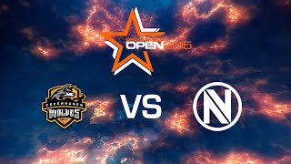 Copenhagen Wolves vs. EnVyUs - Cobblestone - Semi Final - Game 2 - DreamHack Open London 2015