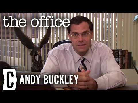 "Andy Buckley on David Wallace and Writing the Iconic ""Suck It"" Song Himself"