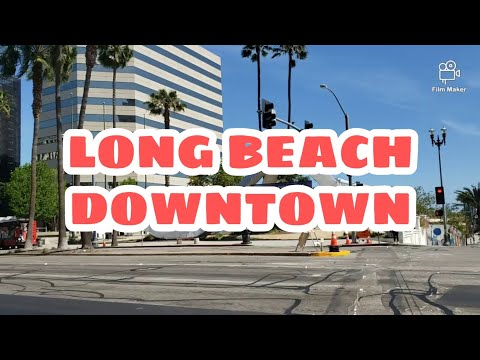 Downtown Long Beach California ❤