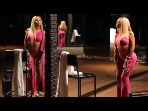 Chloe Arnold in the Pepsi Beyoncé Mirrors Behind The Scenes Official Video