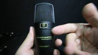 Marantz Pod Pack 1 Unboxing and Test