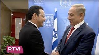 «Израиль за неделю» // Международные новости RTVi — 30 декабря 2017 года