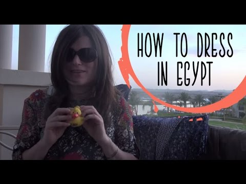 Living in cairo as a woman