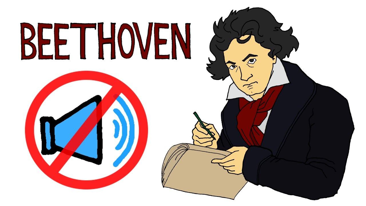 BEETHOVEN   BEETHOVEN era surdo? - YouTube