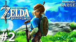 The Legend of Zelda: Breath of the Wild (Switch gameplay 2/?) - Bombowe argumenty