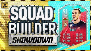 Fifa 20 Squad Builder Showdown Lockdown Edition!!! FUT BIRTHDAY GARETH BALE!!! Day 9 Vs Itani