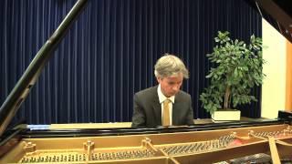 Frédéric Chopin Nocturne F-dur op.15 Nr.1 - Jürg Hanselmann, Steinway D 530 303