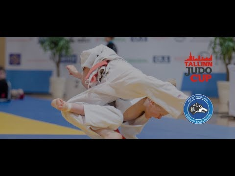 Tallinn Judo Cup 2018 - Tatami 7 and Info Stream