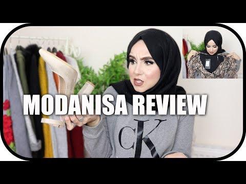 MODANISA MODEST FASHION REVIEW & TRY-ON HAUL!   Amina Chebbi