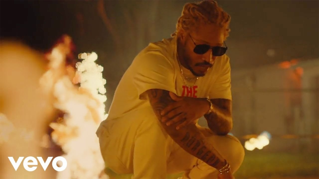 Download Future - Posted With Demons (Official Music Video)