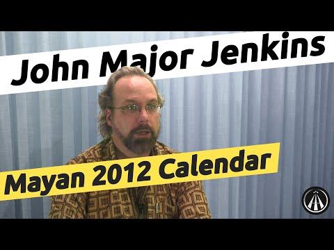 John Major Jenkins, author of Maya Cosmogenesis 2012 interviewed for GrahamHancock.com