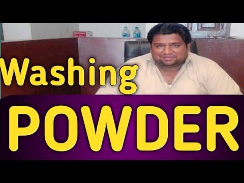 Washing Powder - Question Answering