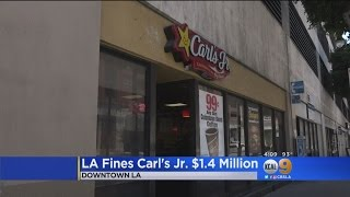 LA City Attorney Goes After Carl