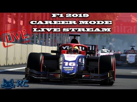 F1 Live Stream 2019