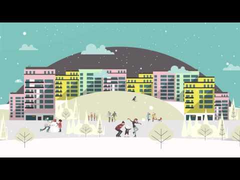 Helsinki 2050 - A Friendly Metropolis