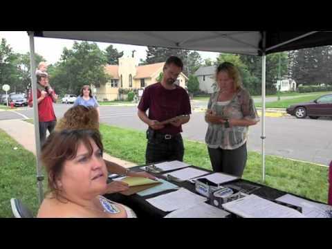 PTSA fundraiser at Keewatin Elementary School
