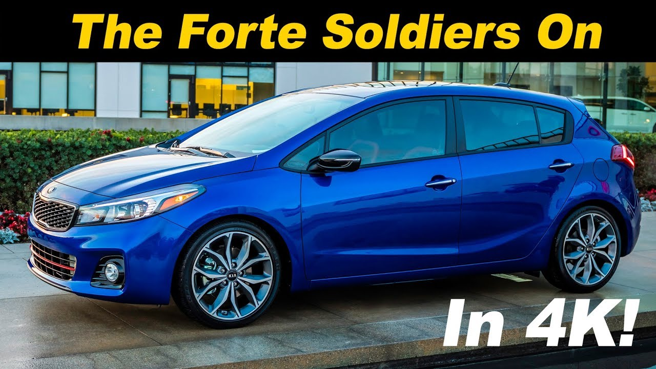 2018 Kia Forte5 Sx Review And Road Test In 4k Uhd