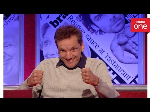 Henning Wehn takes the fancy route - Have I Got News for You 2016: Episode 2 - BBC One