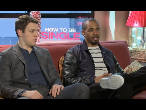 Damon wayans jr and jake lacy on why how to be single is the anti damon wayans jr and jake lacy on why how to be single is the anti rom com ccuart Images